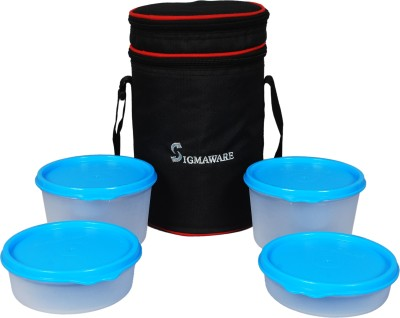 Sigmaware Executive- Office 4 Containers Lunch Box