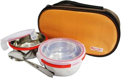 Rishabh Sunny 2 Containers Lunch Box