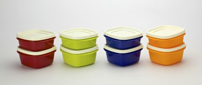 Cutting Edge Snap Tight 8 Containers Lunch Box