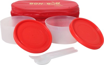 Milton Milton Bon Bon 2 Containers Lunch Box(400 ml)