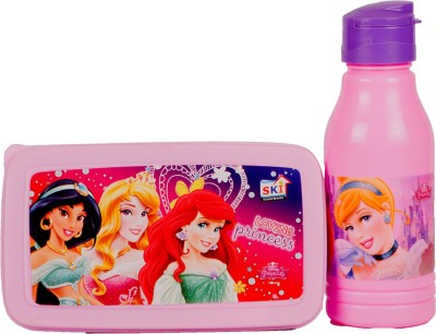 Disney Princess Set 2 Containers Lunch Box