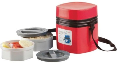 Power Plus Gifts Kart-Power Plus Mega Lunch Box 2 Containers Lunch Box