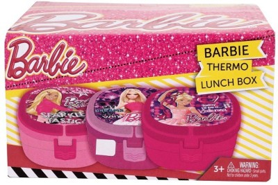 Barbie Thermo My Dreams 1 Containers Lunch Box