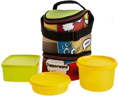 Tupperware Cool ,n, Fab 3 Containers Lunch Box