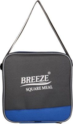 Breeze Square Meal 4 Containers Lunch Box