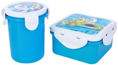 Finnexe Hyper Lock gift set 2 Containers Lunch Box
