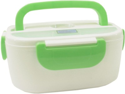 JM Electric Thermos 1 Containers Lunch Box