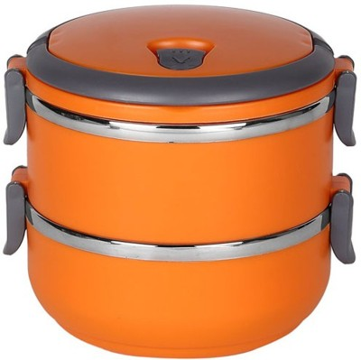 Gold Dust ABCLB6 2 Containers Lunch Box