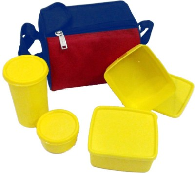 Topware Topsrblu 4321 4 Containers Lunch Box