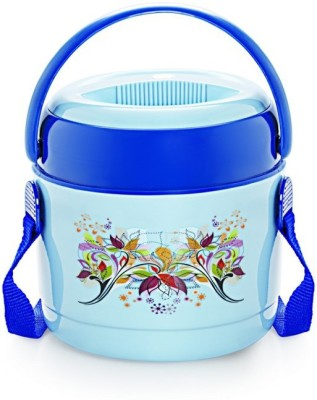 Cello World Mark2-Blue 2 Containers Lunch Box
