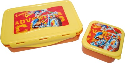 Warner Bros. AGKRLW1046363 2 Containers Lunch Box