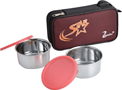 Zanelux LB-009 2 Containers Lunch Box