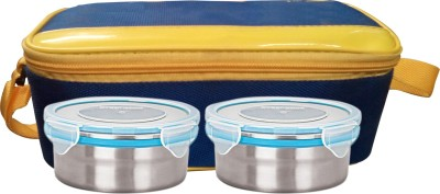 Gold Dust ABCLB18 2 Containers Lunch Box