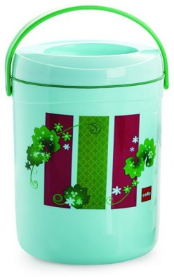 Cello World Spice3-Green 3 Containers Lunch Box