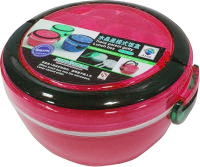 Blossoms H345 1 Containers Lunch Box