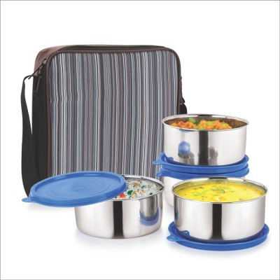 Alaisha ELITE 4 Containers Lunch Box