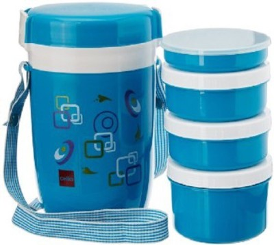 Cello 134625 4 Containers Lunch Box