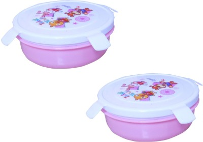 Infinxt Lovely Kids01 2 Containers Lunch Box