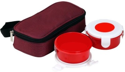 Icable Two Container 300 ml 2 Containers Lunch Box