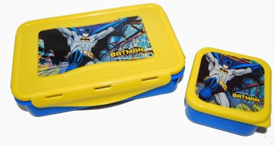 DC COMICS PLC-0302-N 1 Containers Lunch Box