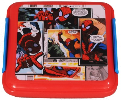 Marvel HMNQLB 00606-SPM 1 Containers Lunch Box