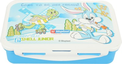 Bluplast Kids Cartoon Tiffin 3 Containers Lunch Box