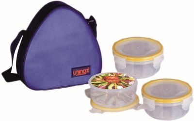 Uninox UNX022 3 Containers Lunch Box