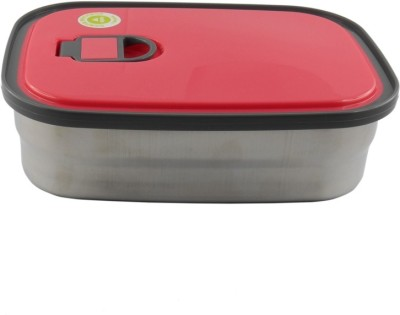 Infinxt Stylish Square Shape Colourfull R 1 Containers Lunch Box