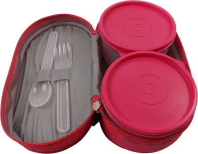 Milton punto Bon - Bon Lunch Box 2 Containers Lunch Box(400 ml)