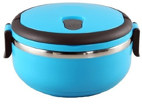 Cool Trends Easy Lock Stainless Steel Single Layer 1 Containers Lunch Box