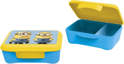 Minions Elite Divider 1 Containers Lunch Box