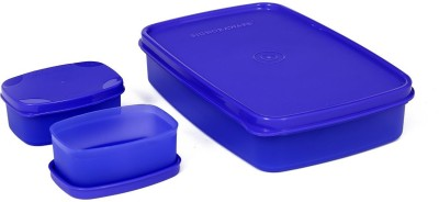 Signoraware violet 514 3 Containers Lunch Box