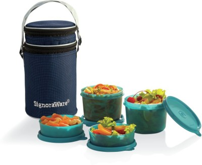 Signoraware 509 RB 4 Containers Lunch Box