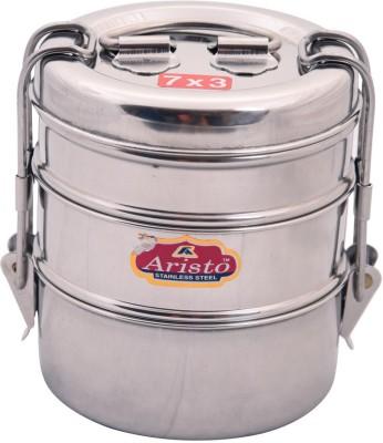 Aristo Tiffin 7X3 3 Containers Lunch Box