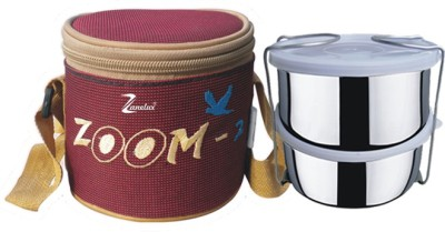Zanelux LB-011 2 Containers Lunch Box