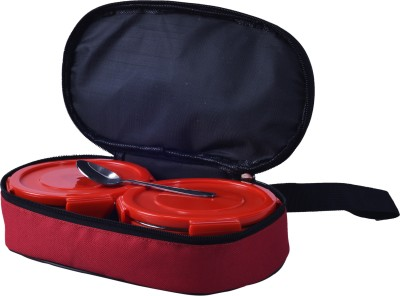 Deseo Penta Lock 2 Containers Lunch Box