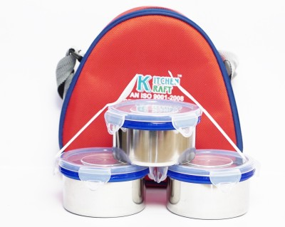 Kitchen Raft Good Day3 3 Containers Lunch Box