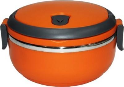 TANISI Single Layers Stainless Steel 1 Containers Lunch Box