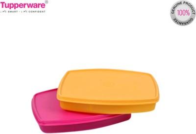 Ezeestore Tupperware Classic Slim 2 Containers Lunch Box