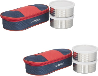 Carrolite Combo Legend C_9 4 Containers Lunch Box
