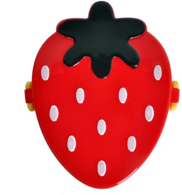 Creative Kids Strawberry Shape Lunch Box 2 Containers Lunch Box