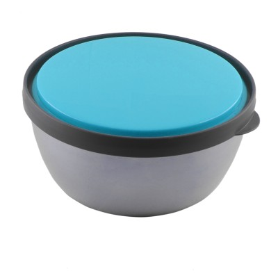 Infinxt Stylish Round Shape Colourfull B 1 Containers Lunch Box