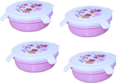 Infinxt Lovely Kids 4 Containers Lunch Box