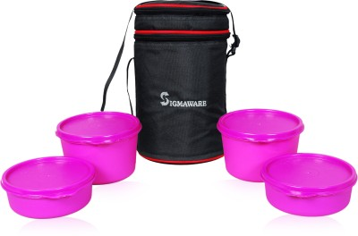 Sigmaware Executive-Office 4 Containers Lunch Box