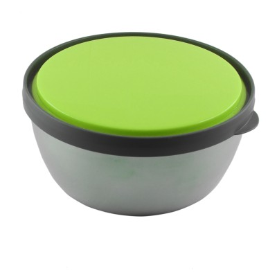Infinxt Stylish Round Shape Colourfull G 1 Containers Lunch Box
