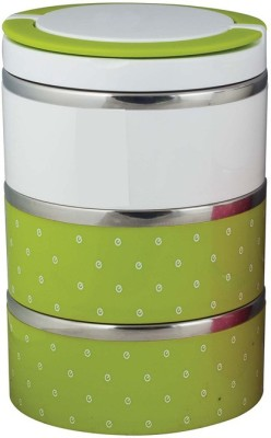 Behome SSLB-029 H 3 Containers Lunch Box