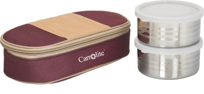 Carrolite A8 2 Containers Lunch Box
