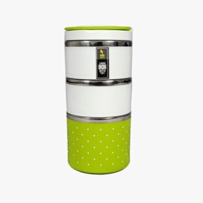 Homio 8505 Three Layer 3 Containers Lunch Box