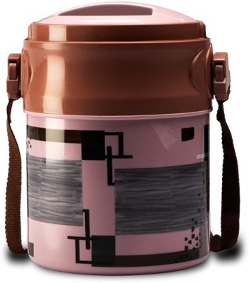 Milton Odyssy-Brown 4 Containers Lunch Box