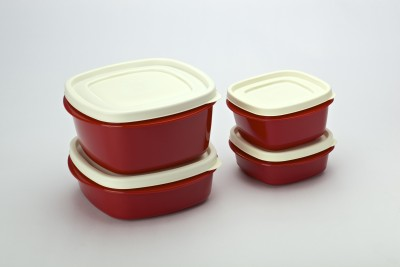 Cutting Edge Snap Tight 4 Containers Lunch Box